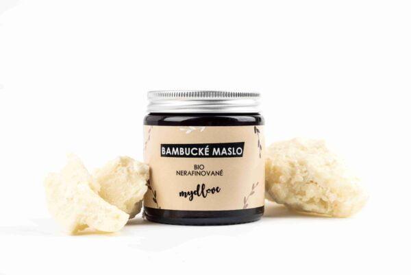 Mydlove bio bambucke maslo nerafinovane