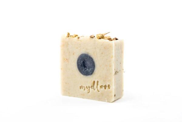 Mydlove harmancekove mydlo s kozim mliekom