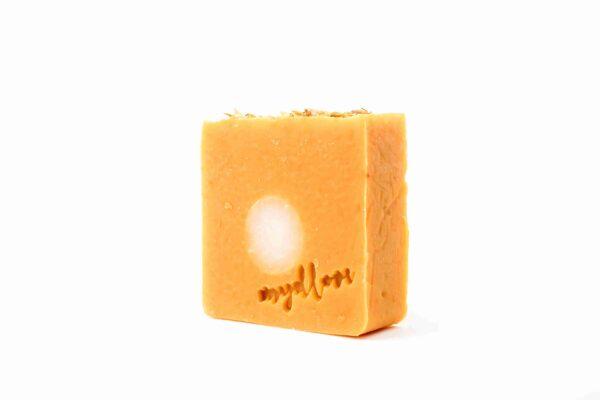 Mydlove prirodne mydlo s kozim mliekom nechtikove