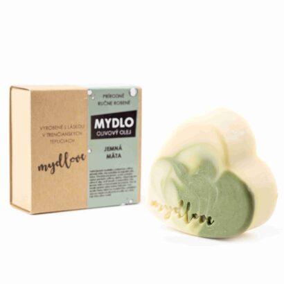 Mydlove prirodne olivove mydlo jemna mata