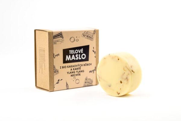 Mydlove telove maslo nechtik ylang ylang