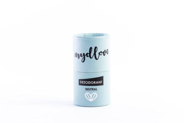 dezodorant Mydlove neutral
